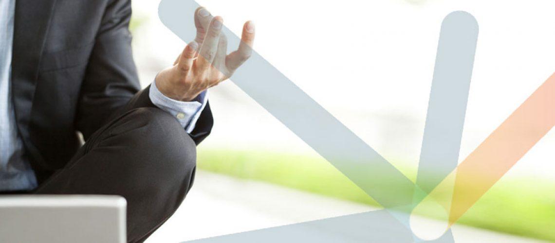 La sérénité du dirigeant d'entreprise