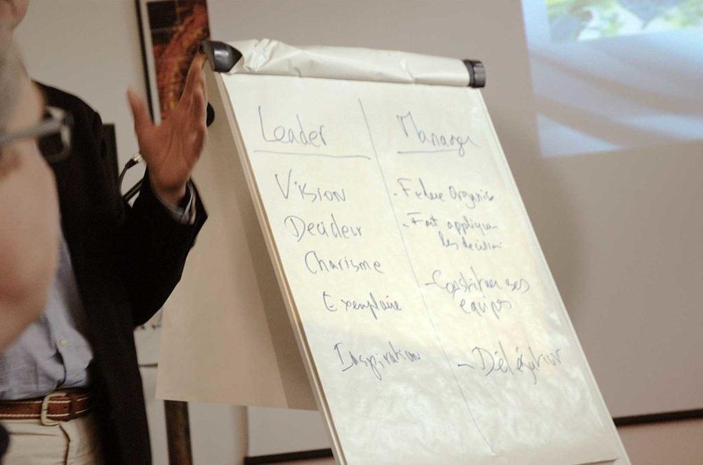 Le coaching d'affaires ou coaching professionnel