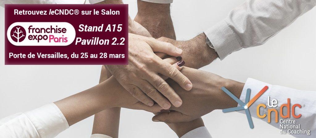 Salon Franchise Expo Paris mars 2018