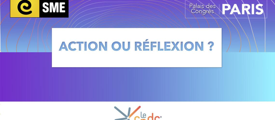 """Participation au salon <span class=""""caps"""">SME</span> les 1er et 2 octobre prochains à Paris"""