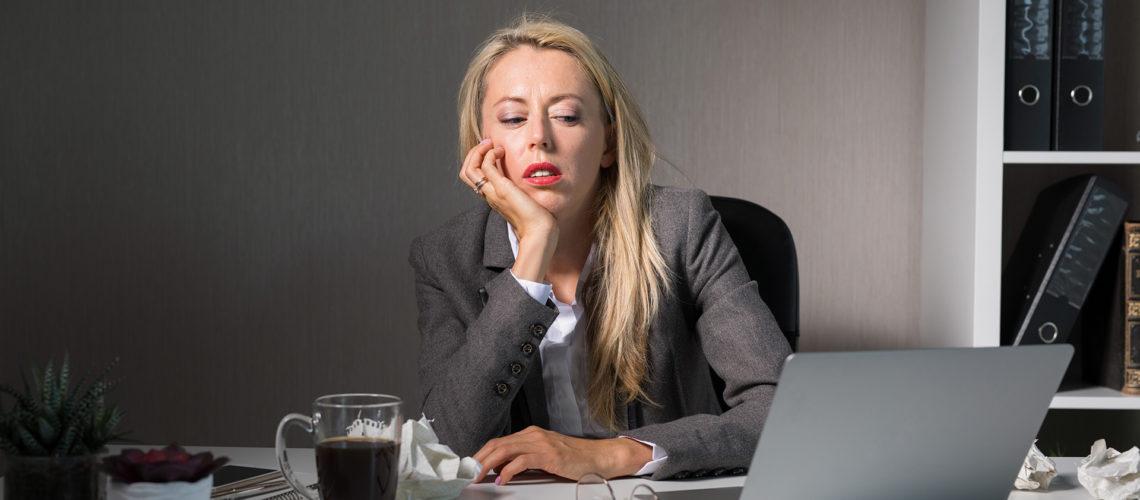 Entre burn out et bore out,l'entrepreneur balance plus que jamais…