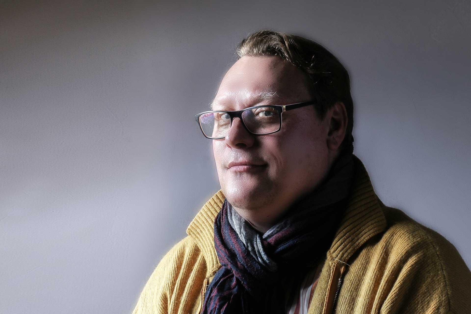 Témoignage portrait Cyrille Remacly